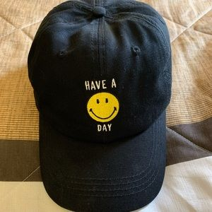 Urban Outfitters Have a Nice Day Hat